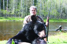 Chris Halter from new jersey tagged this Black Bear
