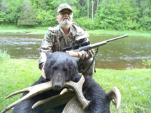 Ronnies Harbison from Georgia,1st of 2 bears.
