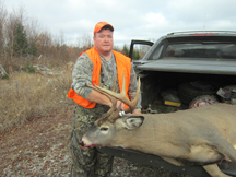 8 point White Tail Buck